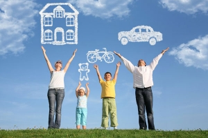 Personal Insurance homepage