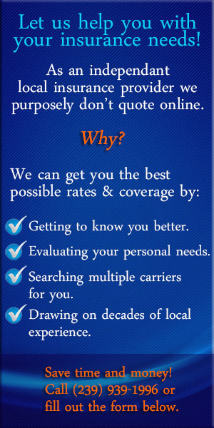 Why Contact Us